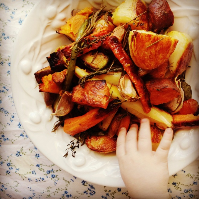 ultimate roast veges