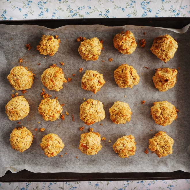 Raisin And Apricot Breakfast Cookies Recipes — Dishmaps